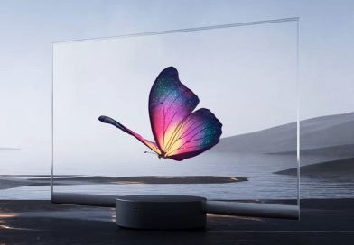 Xiaomi Mi TV LUX Transparent Edition