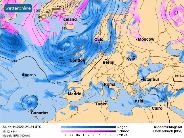 Найближчим часом на Житомирщині очікується мокрий сніг: прогноз синоптика, фото-1